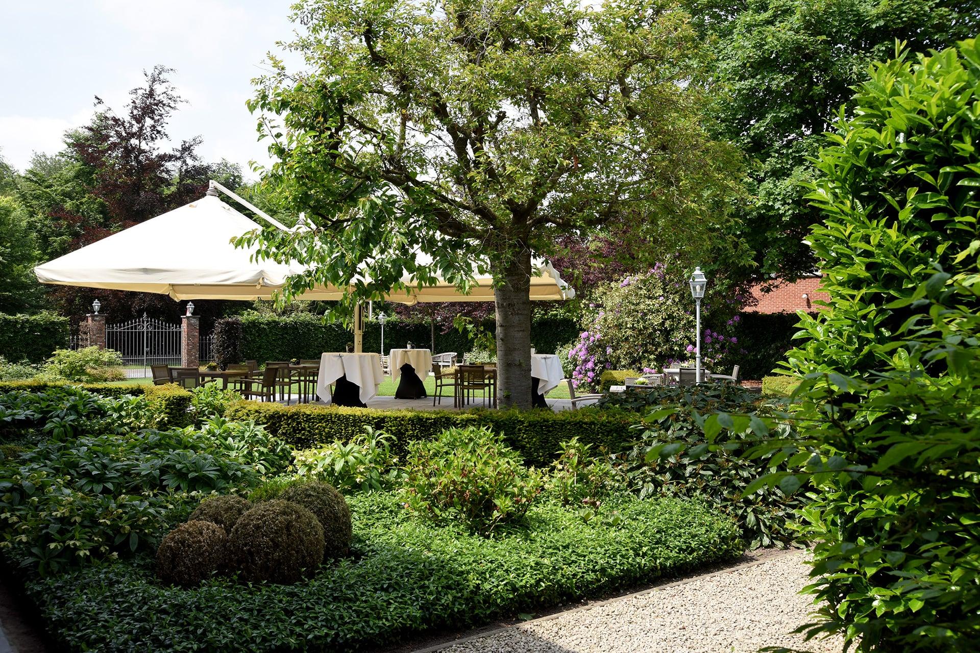 Tuin - Orangerie 't Krekelhof